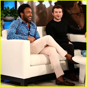 Solo: A Star Wars Story's Alden Ehrenreich & Donald Glover Reveal How Many Times They Auditioned for the Movie!