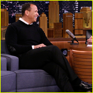Alex Rodriguez Reacts to Jennifer Lopez's Engagement Ring Song on 'Tonight Show' - Watch Here!
