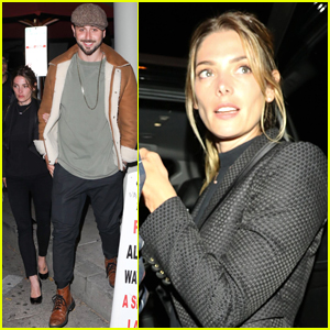 Ashley Greene Steps Out for Date Night with Fiance Paul Khoury!