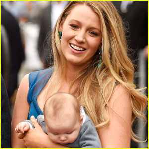 Blake Lively Clarifies the Spelling of Daughter Inez's Name
