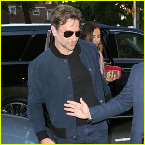 Bradley Cooper & Irina Shayk Attend 'Solo: A Star Wars Story' Screening in NYC