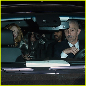 Emma Stone, Justin Theroux & Shailene Woodley Share a Car After Met Gala 2018 After Parties!