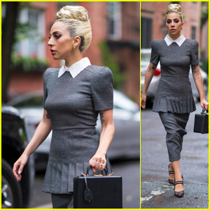 Lady Gaga Looks So Chic Strolling Through NYC Over Memorial Day Weekend!