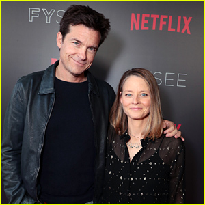 Jason Bateman & Jodie Foster Attend 'Change in Focus' Panel at Netflix's FYSEE Event!