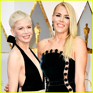 Michelle Williams Sends Life Cutout of Herself to BFF Busy Philipps!