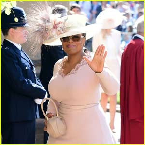 Oprah Winfrey Avoided a Royal Wedding Fashion Emergency - Here's What Happened the Night Before!