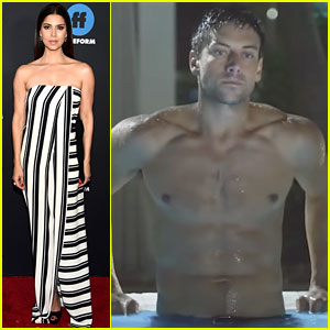 ABC's 'Grand Hotel' Trailer Features This Hot Pool Scene with Lincoln Younes!