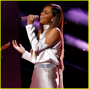 Spensha Baker: 'The Voice' 2018 Finale Performance Videos - Watch Now!
