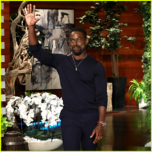 Sterling K. Brown Reveals the Heartwarming Reason He Went Back to Using His Given Name - Watch Now!