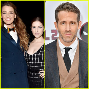 Blake Lively Trolls Ryan Reynolds Again & This Time, Anna Kendrick's Involved!