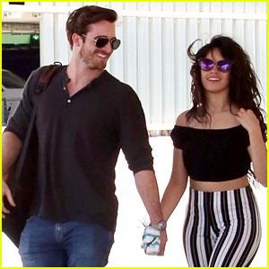 Camila Cabello & Boyfriend Matthew Hussey Flaunt PDA in Spain!