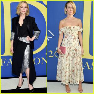 Cate Blanchett & Sarah Paulson