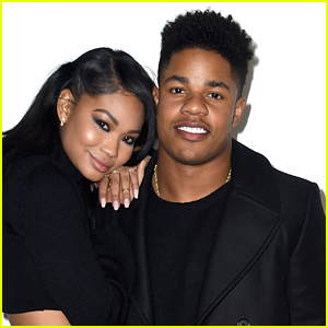 Chanel Iman Expecting Baby Girl with Husband Sterling Shepard!