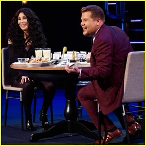 Cher Eats a Caterpillar to Avoid Naming Her Favorite Lovers on 'Spill Your Guts or Fill Your Guts'!