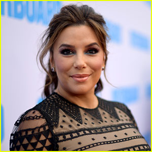 Eva Longoria Shares Photo of Son Santiago in Soccer Jersey!