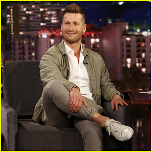 Glen Powell's Real-Life Grandma Acts in 'Set It Up' - Watch!
