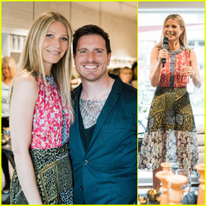 Gwyneth Paltrow Celebrates the Launch of Goop Aspen!