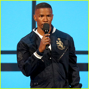 Jamie Foxx Gives Emotional Speech About XXXTentacion's Death at BET Awards 2018 - Watch