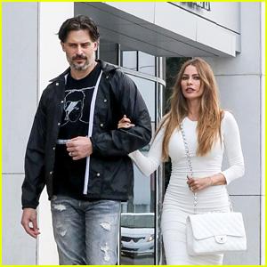 Joe Manganiello & Sofia Vergara Head Out on a Sushi Dinner Date in Beverly Hills!