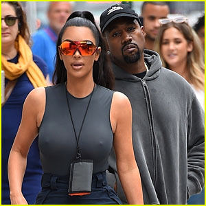 Kim Kardashian & Kanye West Take Daughter North to Sugar Factory for Her 5th Birthday!