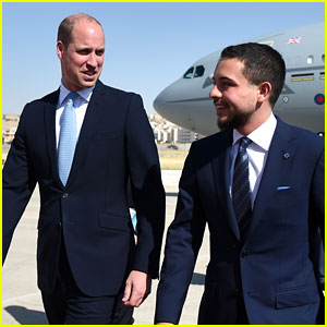 Prince William Makes Historic Visit to Middle East