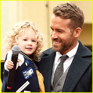 Ryan Reynolds' Father's Day Tweet Is Classic Ryan Reynolds!