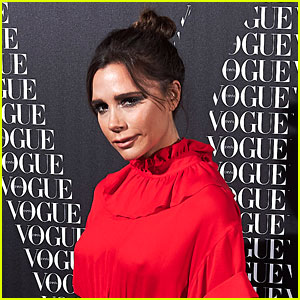 Victoria Beckham Has a New Gym Buddy: Her Son Romeo!