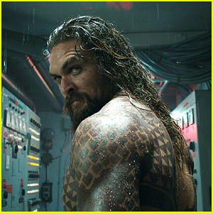 'Aquaman' Trailer Starring Jason Momoa Debuts at Comic-Con!