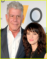 Anthony Bourdain's Girlfriend Asia Argento Shares Photo Taken Shortly Before His Death