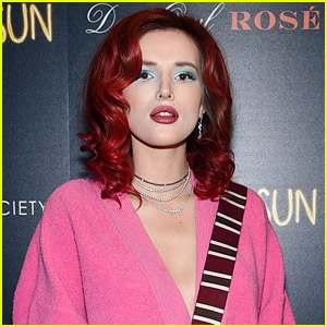Bella Thorne Gets Cozy with New Man Shortly After Split from Mod Sun