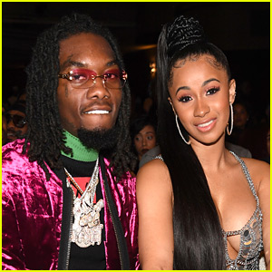 When Will Cardi B & Offset Debut Their Daughter's First Photo? It May Be a While!