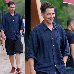 Christian Bale Shows Off Huge Weight Loss After Gaining Pounds to Play Dick Cheney