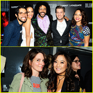 Daveed Diggs & 'Blindspotting' Cast Get Star Support at NYC Premiere!