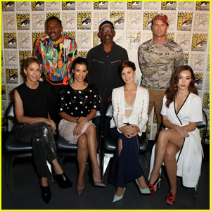 Lennie James Photos News And Videos Just Jared