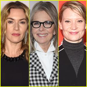 Kate Winslet, Diane Keaton & Mia Wasikowska to Star in New Movie 'Blackbird'