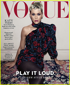 Katy Perry Talks Depression, Relationship with Orlando Bloom in 'Vogue Australia' Cover Story