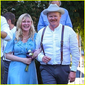 Kirsten Dunst & Jesse Plemons Attend Their First Event Since Having Their Baby!