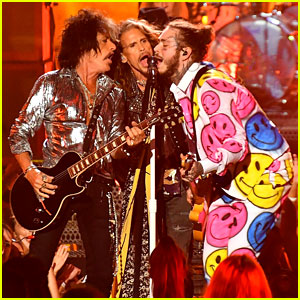 Aerosmith, Post Malone, & 21 Savage Close MTV VMAs 2018 With Epic Performance! (Video)