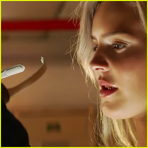 Anne-Marie Finds Virtual Love in David Guetta's 'Don't Leave Me Alone' Music Video - Watch Now!