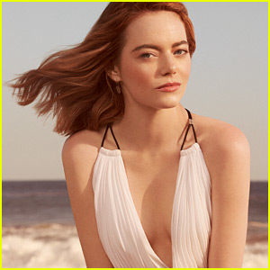 Emma Stone Stars in Louis Vuitton's New Fragrance Campaign