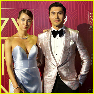 Henry Golding & Wife Liv Lo Enjoy Date Night at 'Crazy Rich Asians' Singapore Premiere