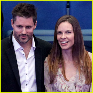 Hilary Swank Is Married to Philip Schneider!