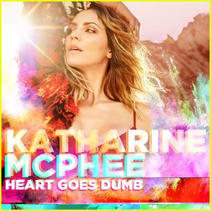 Katharine McPhee Drops New Summer Bop 'Heart Goes Dumb' - Listen Now!