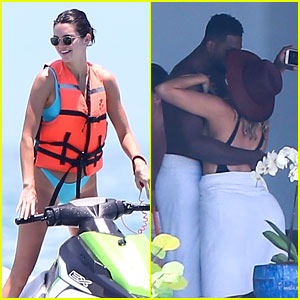 Kendall Jenner & Khloe Kardashian Are Vacationing Together with Their Boyfriends!