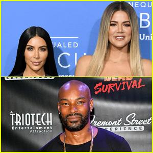 Khloe Kardashian Defends Kim Kardashian After She's Called Homophobic for Tyson Beckford Comment