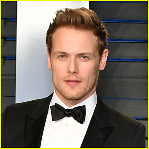 Fans Vote Sam Heughan to Be the Next James Bond in Just Jared's Fan Poll!
