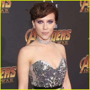 Scarlett Johansson Named Highest-Paid Actress in the World