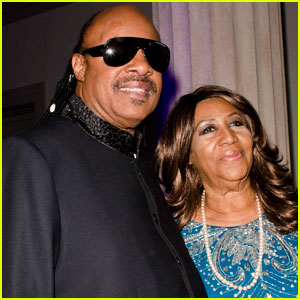 Stevie Wonder Opens Up About His Final Moments With Aretha Franklin