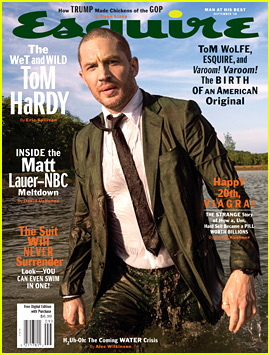 Tom Hardy on His Career After Turning 40: 'I've Kind of Had Enough'