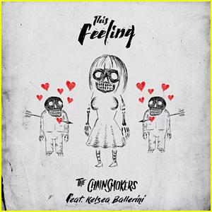 The Chainsmokers & Kelsea Ballerini: 'The Feeling' Stream, Lyrics, & Download - Listen Now!